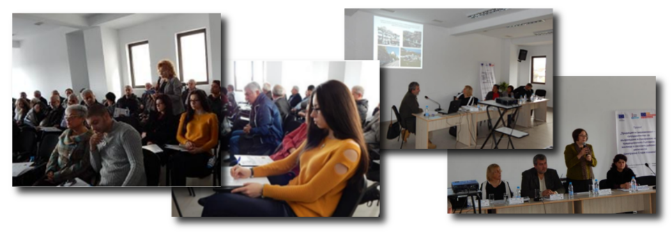 Two-days training seminar titled 'Tradition and modernity' was held on 3 -4. November 2016 at the Information and Cultural Centre of the town of Troyan (Bulgaria)