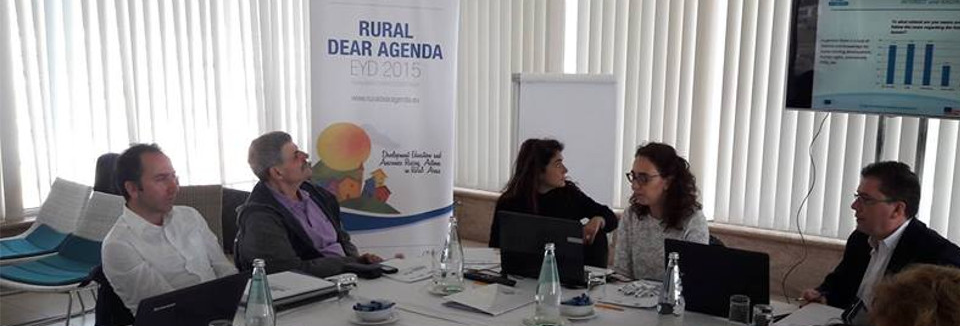 From 7th to 9th of march took place the annual meeting of the partners of the project Rural DEAR Agenda in Malta